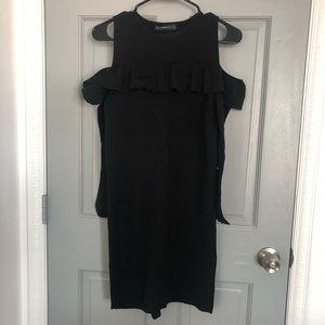 Zara | Black Bodycon Dress